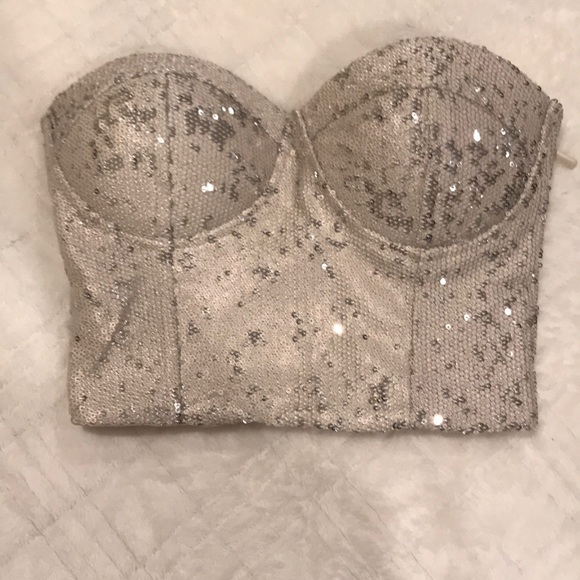 Charlotte Russe Other - Bra top